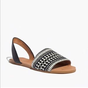 Madewell Abbi Slingback Sandal